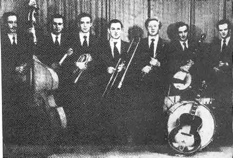 The early band (1949 - 1962)